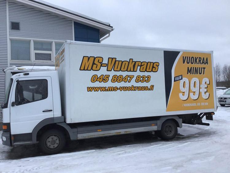Ms-Vuokraus